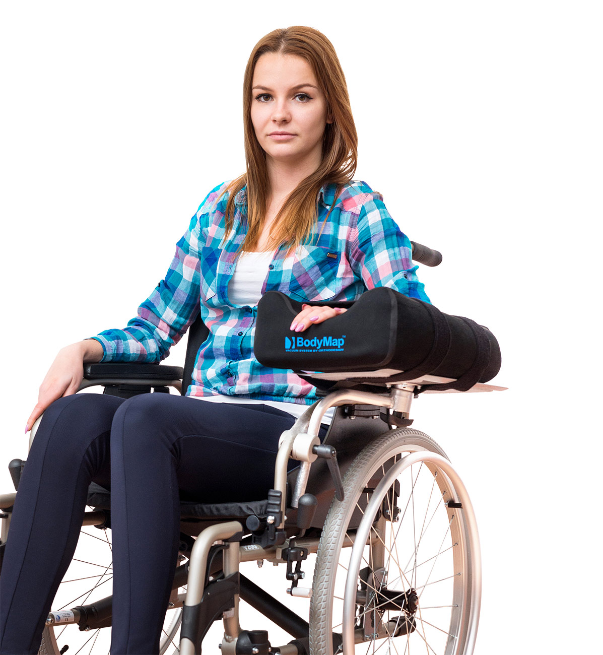 Upper Limb Support For Wheelchairs Strollers And Standing