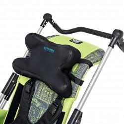 Butterfly headrest BodyMap DX