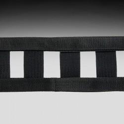 Fastening belt for headrest