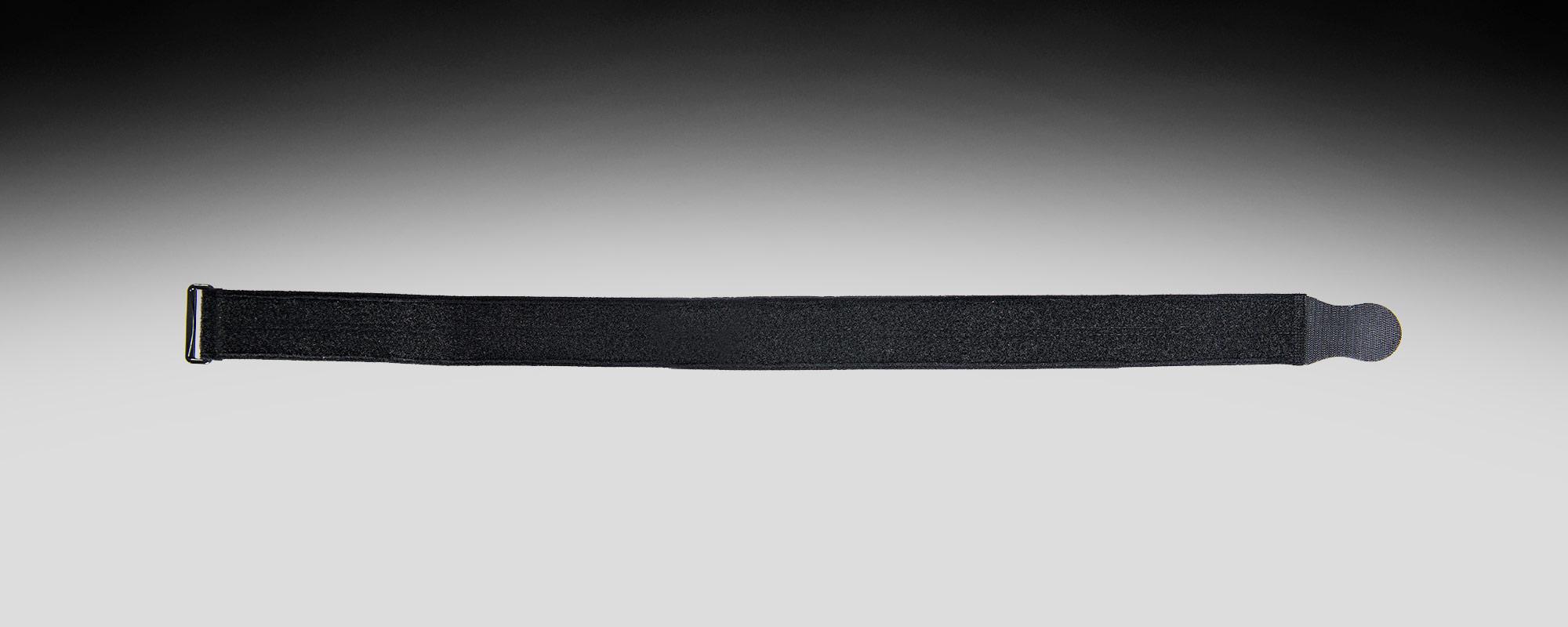 Non-elastic stabilizing belt