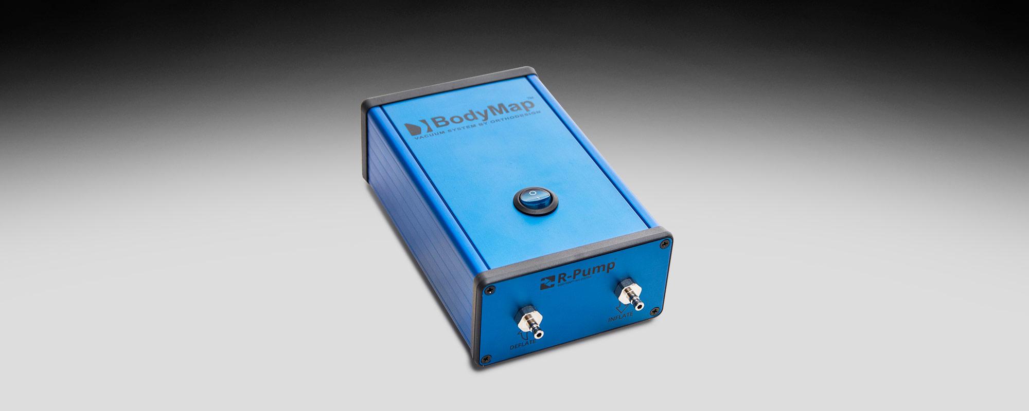 Electric dual-function pump BM_005