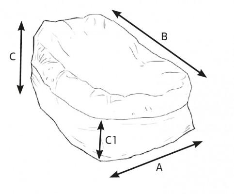 BodyMap R - szkic