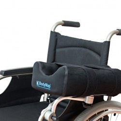 Upper limb support for wheelchairs, strollers and standing frames BodyMap E