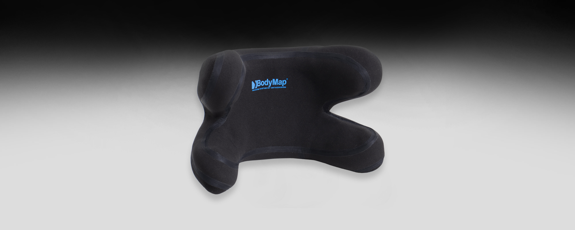 Butterfly headrest BodyMap® DX