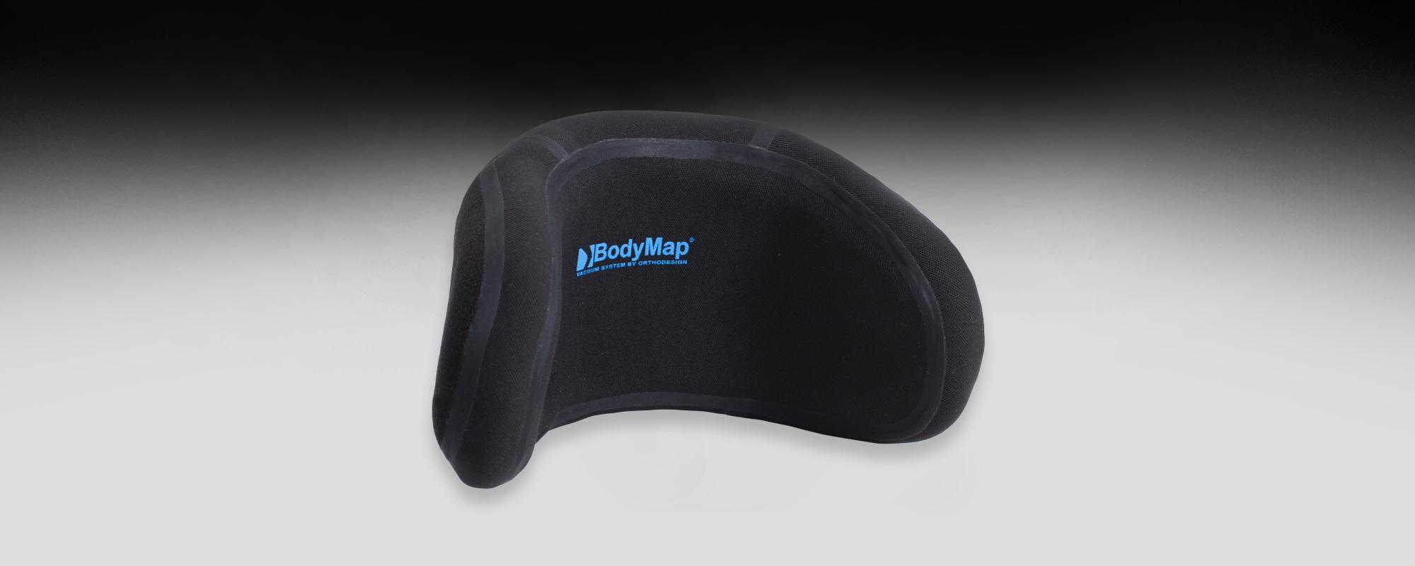 BodyMap® DY – Zagłówek prosty