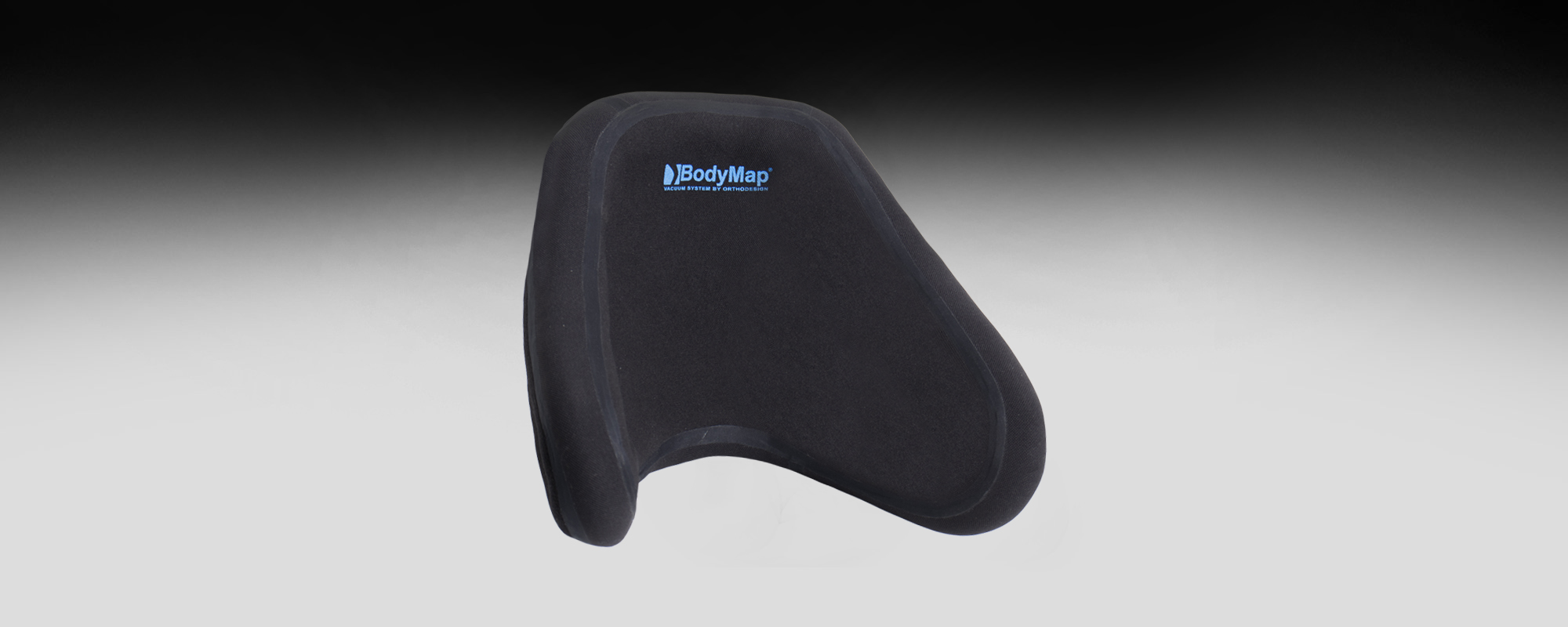 Triangular headrest BodyMap® DZ