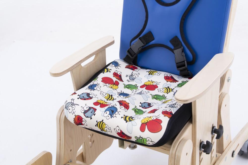 Kolorowe poduszki BodyMap®